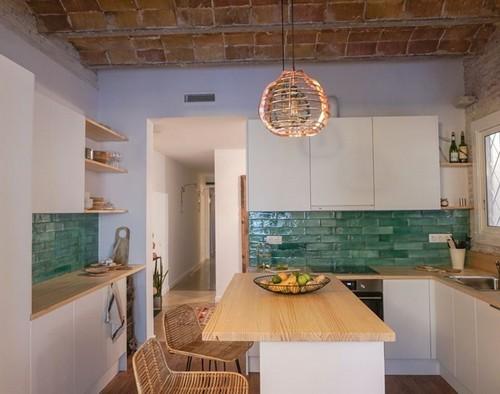 20161031101724 can ho 5 Thiết kế căn hộ bình yên và quyến rũ đến khó cưỡng với sắc màu Vintage