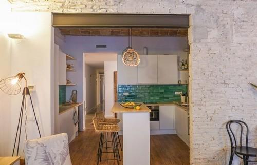 20161031103543 can ho 10 Thiết kế căn hộ bình yên và quyến rũ đến khó cưỡng với sắc màu Vintage