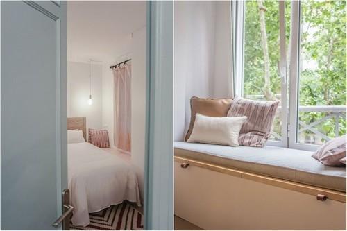 20161031103543 can ho 12 Thiết kế căn hộ bình yên và quyến rũ đến khó cưỡng với sắc màu Vintage