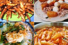 Những món ăn vặt không thể bỏ lỡ mỗi khi gió lạnh về