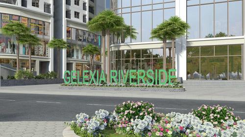 Tặng vàng 100 khách đầu tiên đặt mua Gelexia Riverside