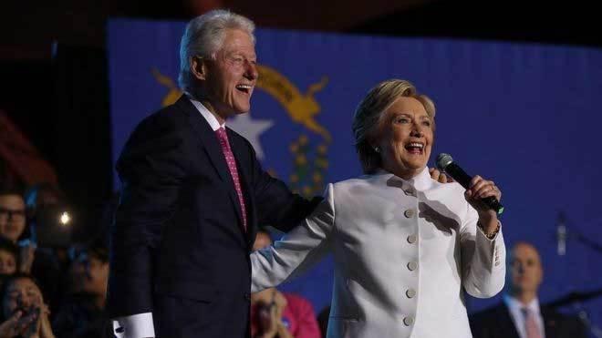 Hillary đắc cử, Bill Clinton được gọi là gì?