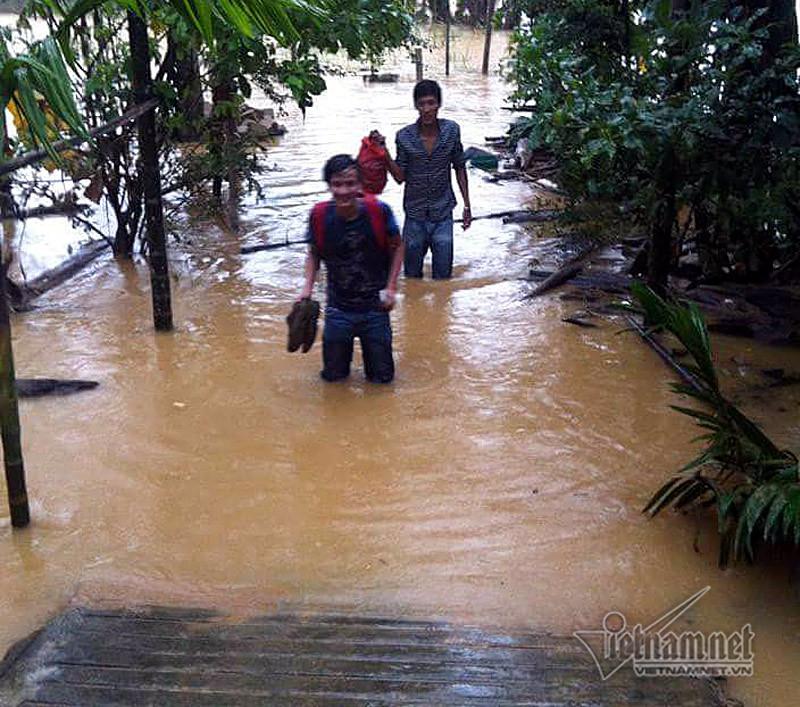 mưa lũ miền trung, mưa lũ Quảng Bình, lụt quảng bình