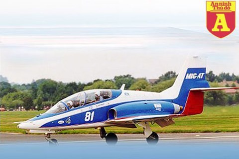 máy bay chiến đấu, MiG AT, MiG