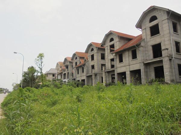 Đánh thuế bất động sản, đánh thuế ngôi nhà thứ hai, dự án bất động sản, chủ đầu tư