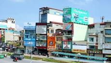 Hà Nội thành công bước đầu trong việc xử lý biển quảng cáo trái phép