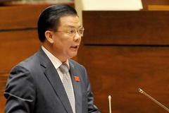 Bộ trưởng Tài chính: Áp lực trả nợ lớn