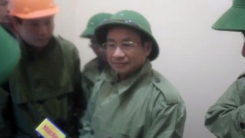 Bí thư Hà Tĩnh nói về thủy điện xả lũ