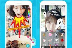 Facebook âm mưu thâu tóm ứng dụng nhắn tin ảnh của Hàn Quốc