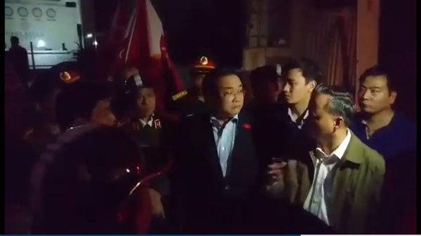 Hà Nội: Cháy dữ dội quán karaoke
