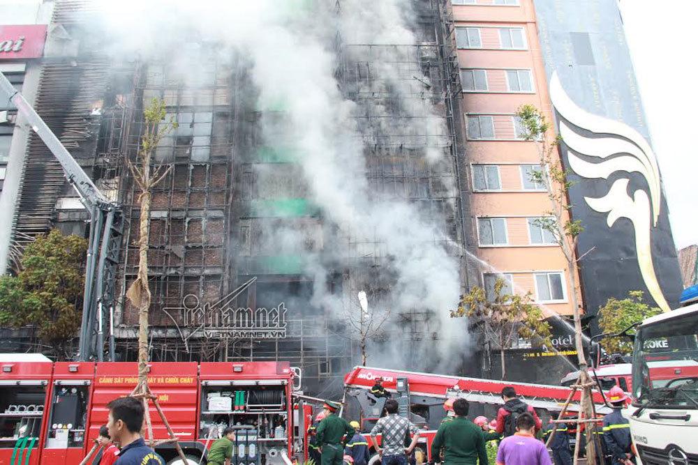 Thứ trưởng Bộ Công an yêu cầu điều tra vụ cháy Karaoke