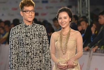 MC Minh Hà công khai xuất hiện cùng Chí Nhân trên thảm đỏ