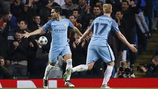 Video bàn thắng Man City 3-1 Barca