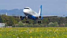 Chuyến bay thương mại ngắn nhất thế giới, chỉ trong 8 phút