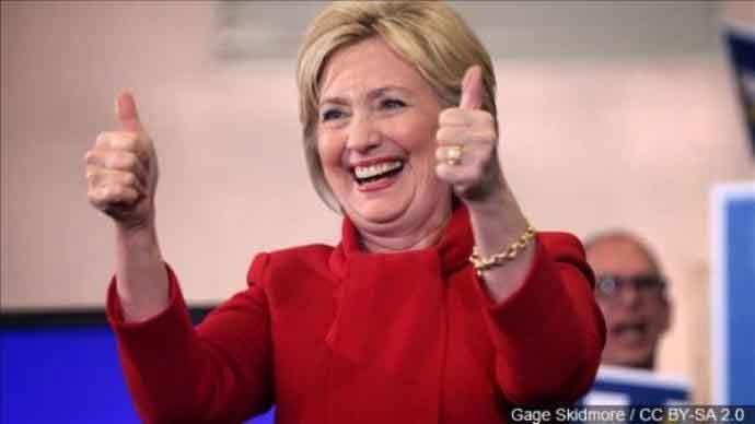 Lộ kế hoạch ăn mừng chiến thắng của Hillary