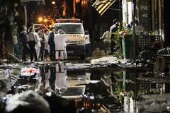 Khởi tố vụ cháy quán karaoke 13 người chết