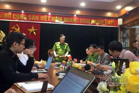 Trả lời về vụ cháy Trần Thái Tông