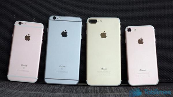 [VietnamNet.vn] iPhone 7 ế thua xa iPhone 6?