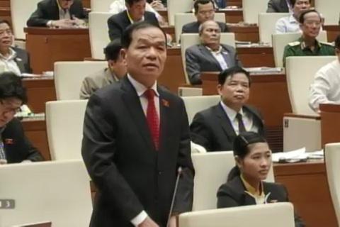 ĐB Lê Thanh Vân - Cà Mau