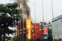 Hít khói trong đám cháy dễ gây chết người, vì sao?