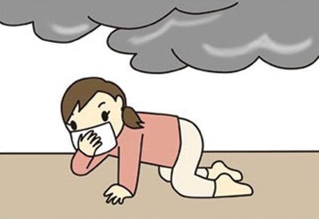 7 kỹ năng thoát hiểm cần thiết cho trẻ em khi gặp hỏa hoạn