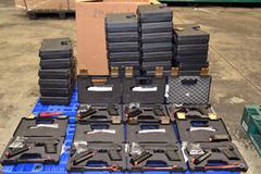 Phát hiện 94 khẩu súng ngắn, 472 băng đạn ở Tân Sơn Nhất