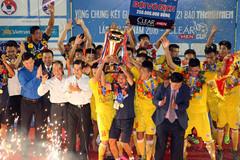 HN T&T bảo vệ thành công ngôi vô địch U21 QG