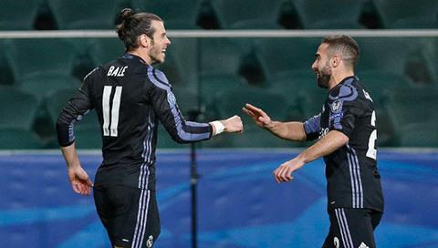 Ronaldo kiến tạo, đưa Bale bay vào lịch sử