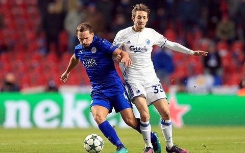4 trận bất bại, Leicester phá kỷ lục Champions League