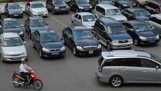 Đến năm 2020, giảm 30-50% ô tô công