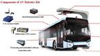 Singapore sắp ra mắt xe bus không người lái