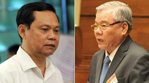 Tổng Thanh tra nói về việc dồn dập bổ nhiệm của ông Huỳnh Phong Tranh