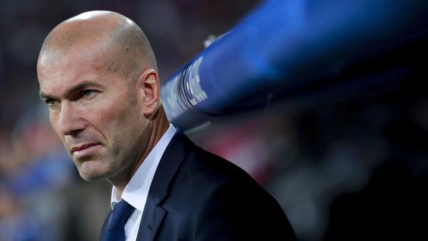 Zidane giận tím mặt nói về trận hòa như thua của Real