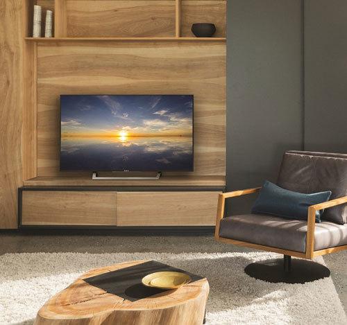Sony 4K HDR- TV thỏa mãn đôi mắt người xem