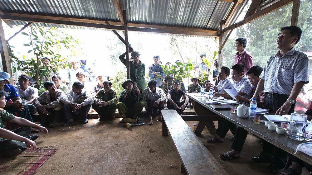 Vụ nổ súng 3 người chết: Dân đề nghị xử lý công ty Long Sơn