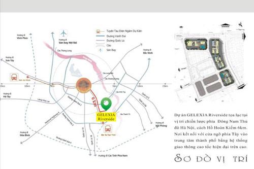 Ra mắt Glexia Riverside, hàng 'hot' khu vực Hoàng Mai