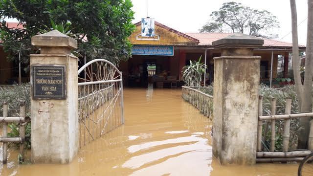 lũ lụt, quảng bình, miền trung