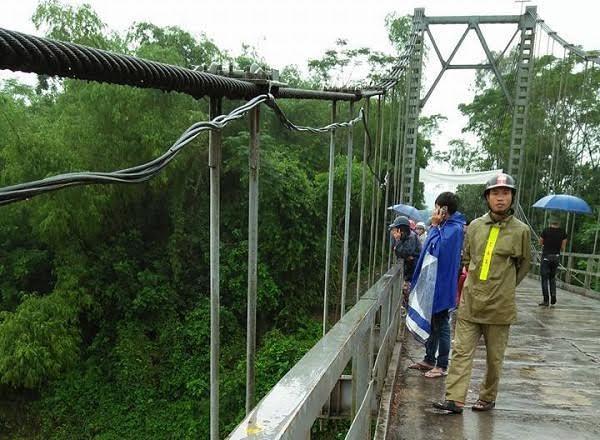 Phát hiện thi thể cô giáo mầm non nổi trên sông Lam
