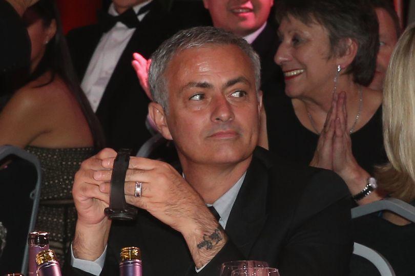 Bật mí về hình xăm 'độc' của Mourinho
