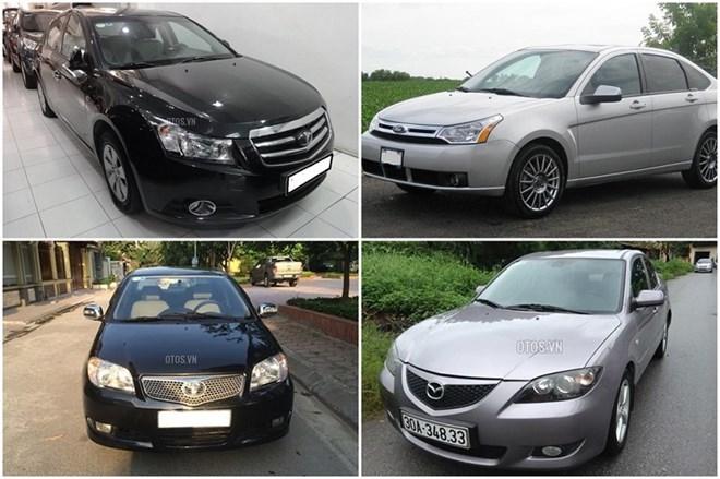 400 triệu đồng, có những lựa chọn nào khi mua ô tô?