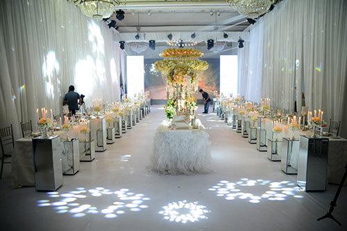 Đám cưới theo phong cách thượng lưu