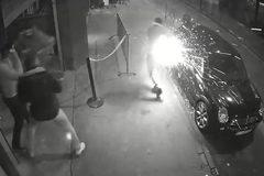 Phát hoảng vì thuốc lá điện tử bất ngờ phát nổ trong túi quần