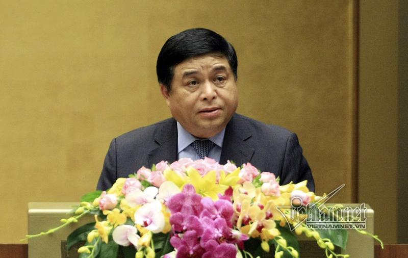 Bộ trưởng giải trình về 10,5 triệu tỷ tái cơ cấu kinh tế