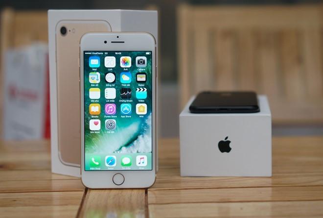 iPhone 7 chính hãng, giá bán iPhone 7, iPhone 7, iPhone 7 Plus,