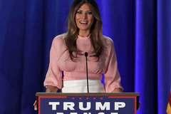 Nếu chồng đắc cử, vợ Trump sẽ làm gì?