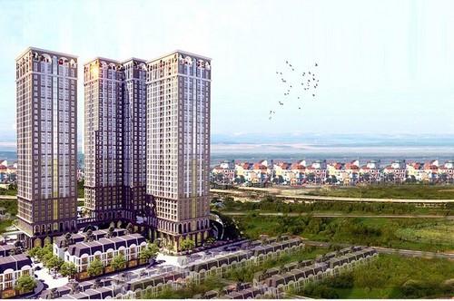 bất động sản Hà Nội, các dự án phía tây Hà Nội, mua căn hộ chung cư Hà Nội