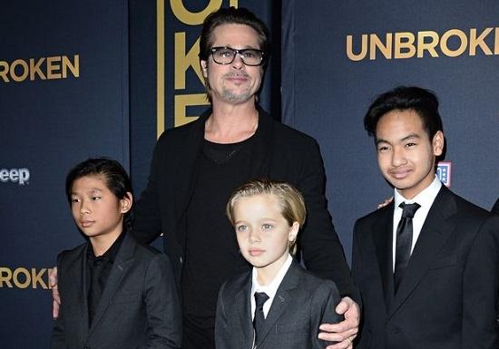 Con nuôi người Việt đòi sống cùng Brad Pitt
