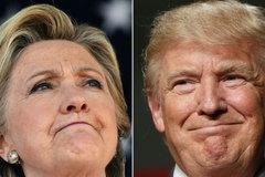 Trump, Hillary đang giành giật nhau từng lá phiếu