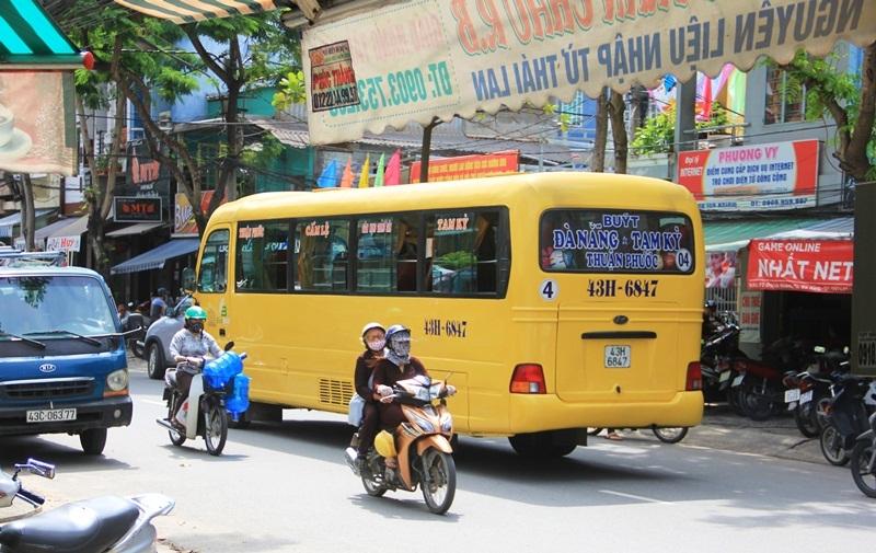 Đà Nẵng miễn phí 4 tuyến buýt trong 1 tháng