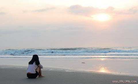Tự tình trước Biển!